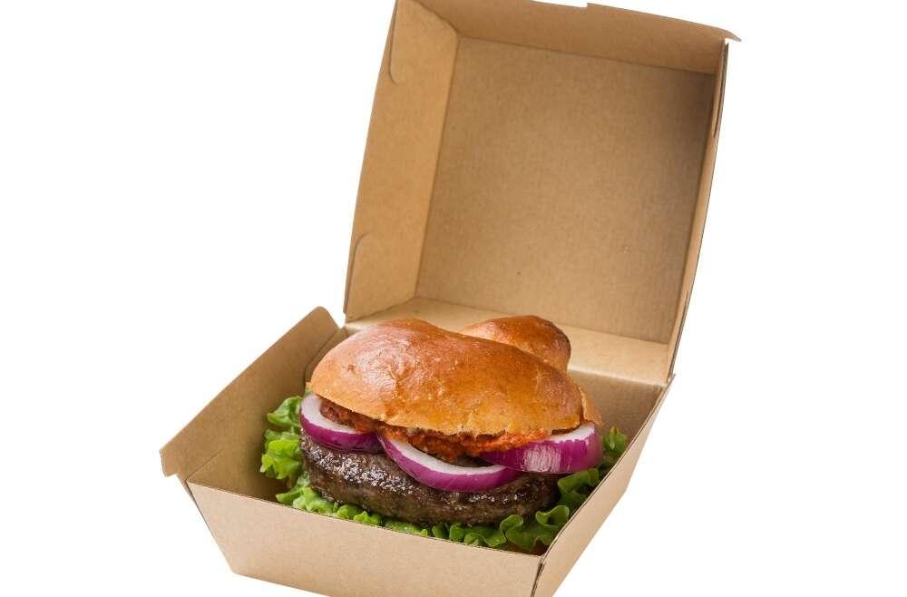 Per tutti i nostri Burger Lovers – sono disponibili le Scatole in carta per Hamburger!!!